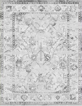 Χαλί Persa Classic 13752 Γκρι