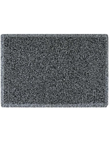 Mat Luxor black grey