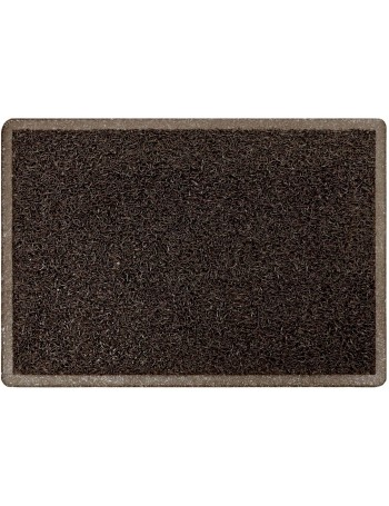 Mat Luxor dark brown