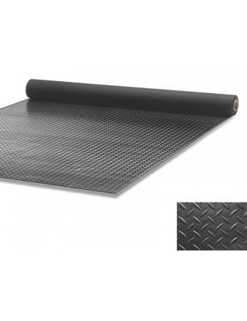 Rubber Floor Rubber Black