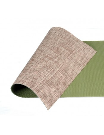 Vinyl Mat B4 Light Brown