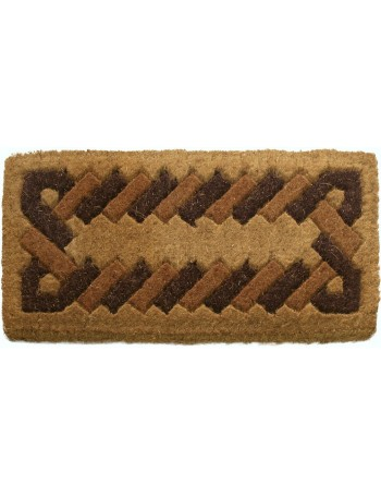 Coir Mat knitting