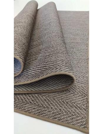 Carpet mat Brown N13