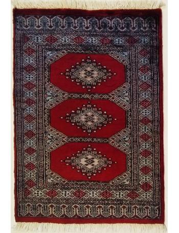 Handmade 89x62cm Bukhara