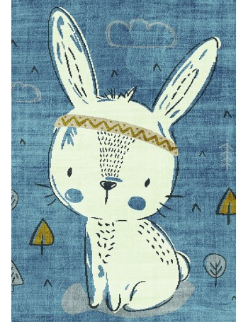 Carpet Playtime Bunny KD46