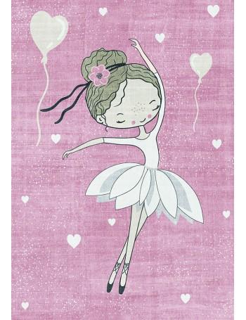 Χαλί Playtime Ballerina KD48