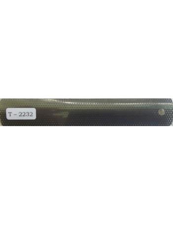Aluminium Roller 2232 - 25mm