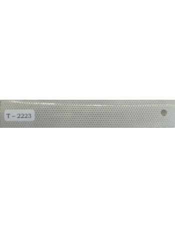 Aluminium Roller 2223 - 25mm