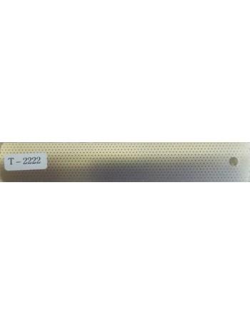 Aluminium Roller 2222 - 25mm