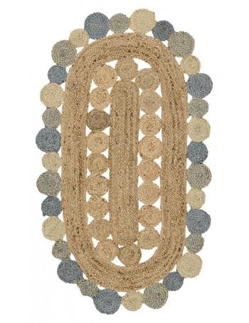 Handmade rug Delhi 4018
