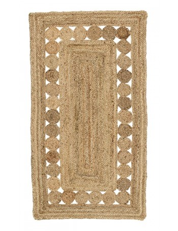 Handmade rug Delhi BR-N010