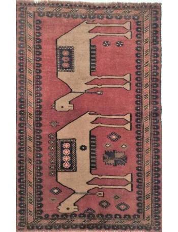 Handmade Baluch rug 120x84cm
