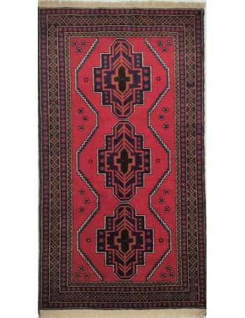 Handmade Baluch rug 149x86cm