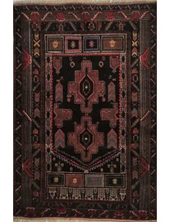 Handmade Baluch rug 129x95cm