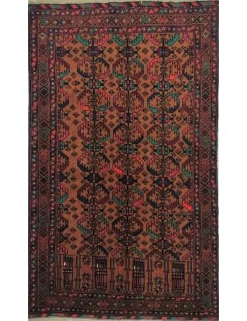 Handmade Baluch rug 132x90cm