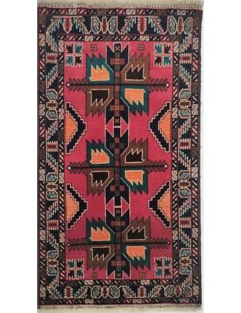 Handmade Baluch rug 150x88cm