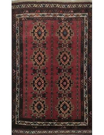 Handmade Baluch rug 143x92cm