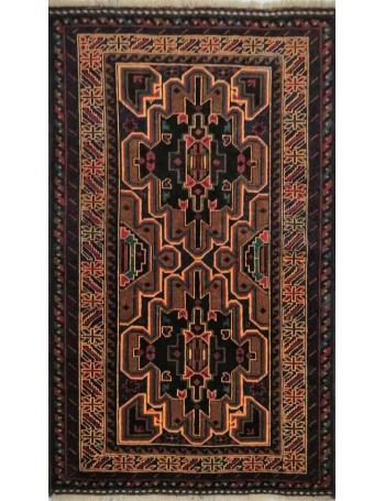 Handmade Baluch rug 145x95cm