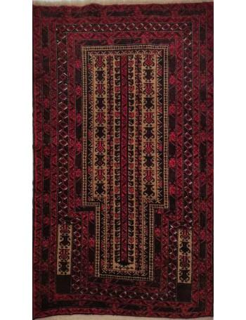 Handmade Baluch rug 144x90cm