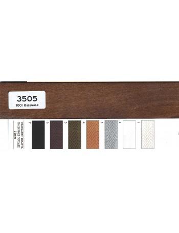 Wooden venetian blinds